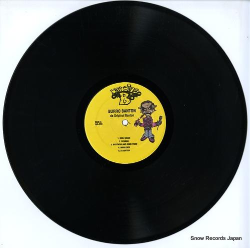 BANTON, BURRO da original banton MB55-1 - disc