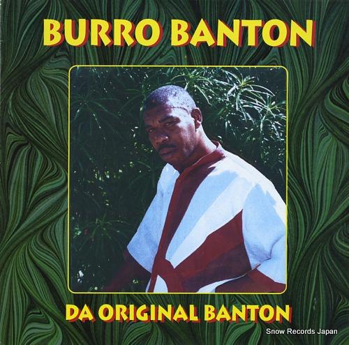 BANTON, BURRO da original banton MB55-1 - front cover