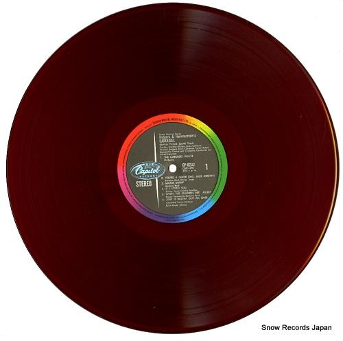 NEWMAN, ALFRED carousel CP-8232 - disc