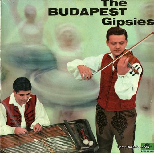 ジプシー・バンド・オブ・ザ・ブダペスト・ダンス・アンサンブル the budapest gipsies LPX10058