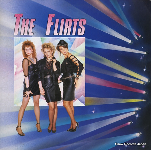 FLIRTS, THE the flirts 207067 - front cover