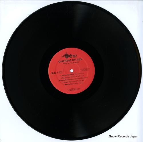ワンネス・オブ・ジュジュ - african rhythms - BF19751 - アナログ ...
