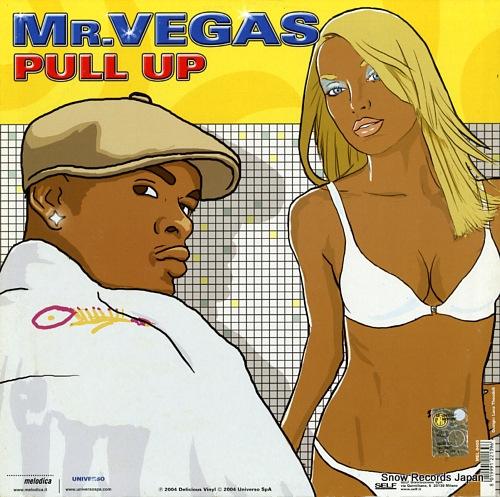 MR.VEGAS pull up MEL0405 - back cover