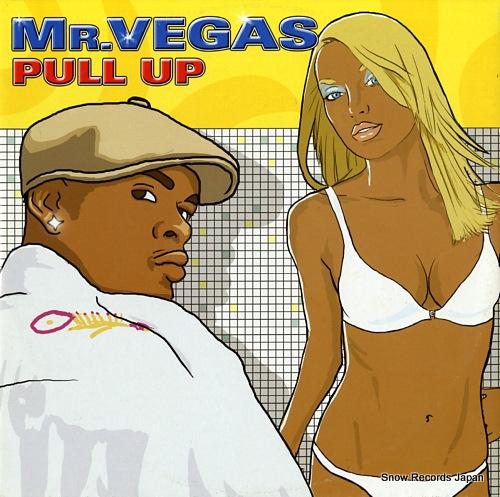 MR.VEGAS pull up MEL0405 - front cover
