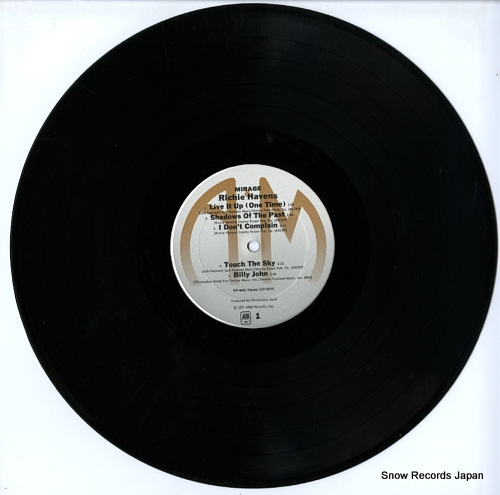HAVENS, RICHIE mirage SP-4641 - disc