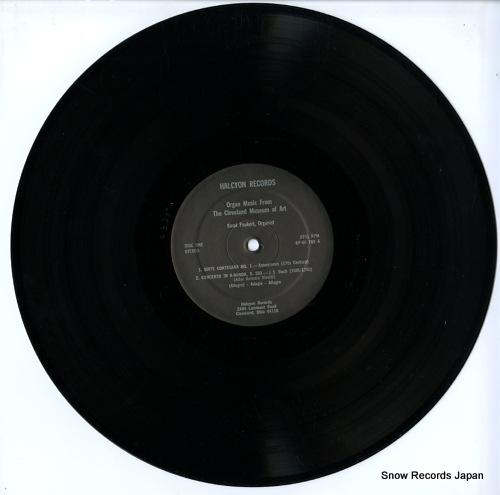 PAUKERT, KAREL organ music from the cleveland museum of art KP-40789 - disc