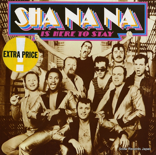 SHA NA NA sha na na is here to stay 252209-1 - front cover