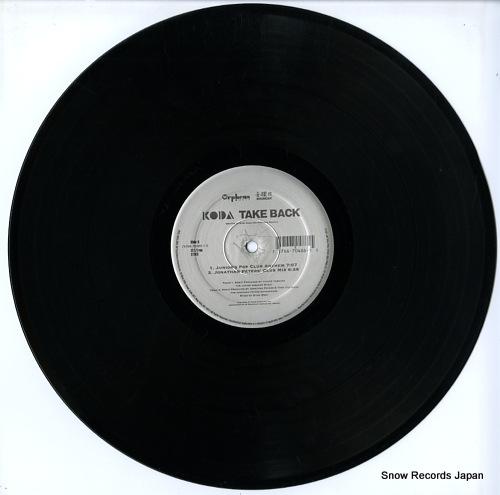 KODA, KUMI take back 75766-70486-1-5 - disc