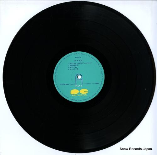 TAHARA, TOSHIHIKO dancin' C28A0651 - disc