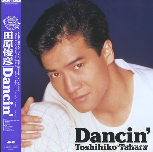 TAHARA, TOSHIHIKO dancin' C28A0651 - front cover