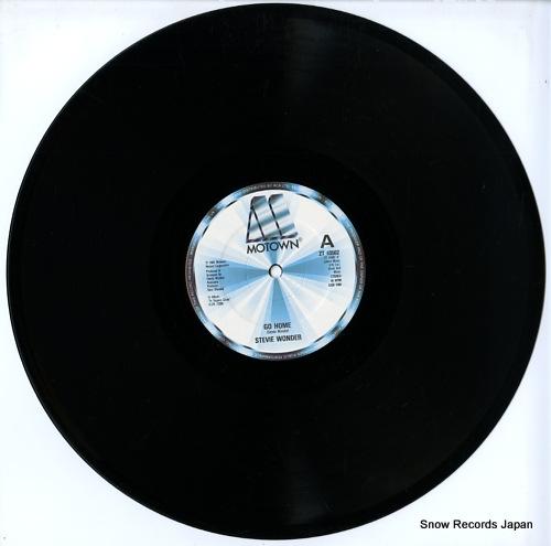 WONDER, STEVIE go home ZT40502 - disc
