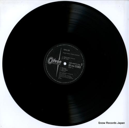 GOLDSMITH, JERRY papillon EOP-80978 - disc