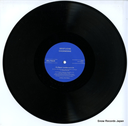 CHRISTKATHOLISCHEN KIRCHENCHORES BERN geistliche chorwerke CKB30.47 - disc