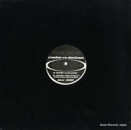 エレリー・カウル VS. ジェイ・デンハム black project ep BNR300