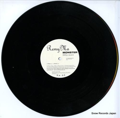 MARTIN, REMY monster CAS56834 - disc