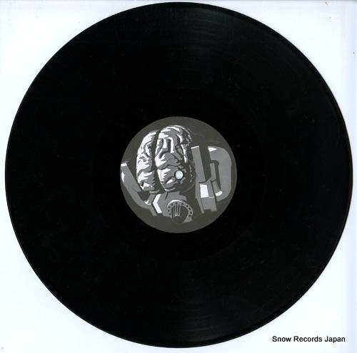 DJ RADIUM vice machine ep PKG08 - disc