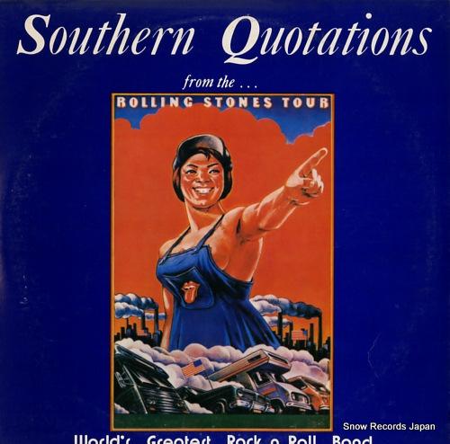 ザ・ローリング・ストーンズ southern quotations 2-7722