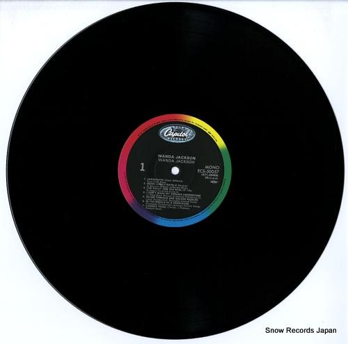JACKSON, WANDA wanda jackson ECS-50057 - disc