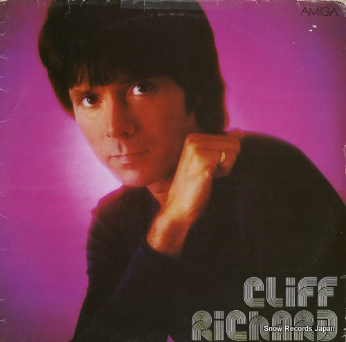 RICHARD, CLIFF cliff richard 855682 - front cover