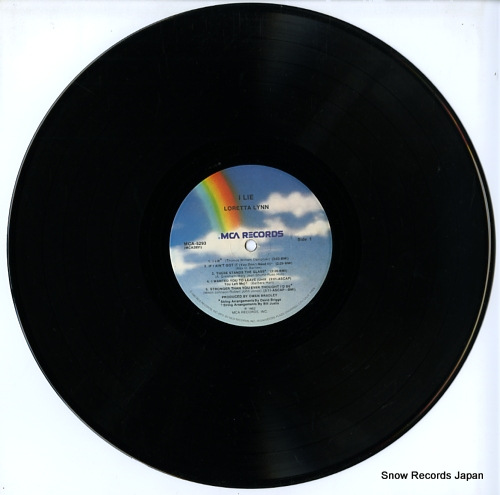 LYNN, LORETTA i lie MCA-5293 - disc