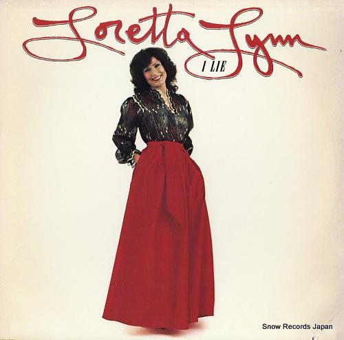 LYNN, LORETTA i lie MCA-5293 - front cover