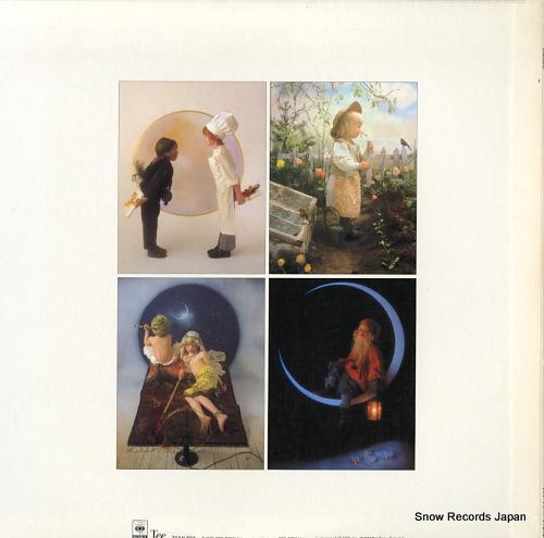 TOKURA, SHUNICHI, GRAND ORCHESTRA white disk collection 20AH893 - back cover