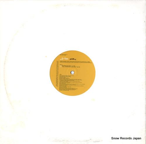 LOPEZ, JENNIFER play (full intention and ruidasilva rmixes) EAS16704-S1 - back cover