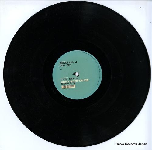 STKIZ, TINY watching u SAW045 - disc
