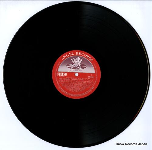 KEILBERTH, JOSEPH weber; der freischutz highlights AA-8501 - disc