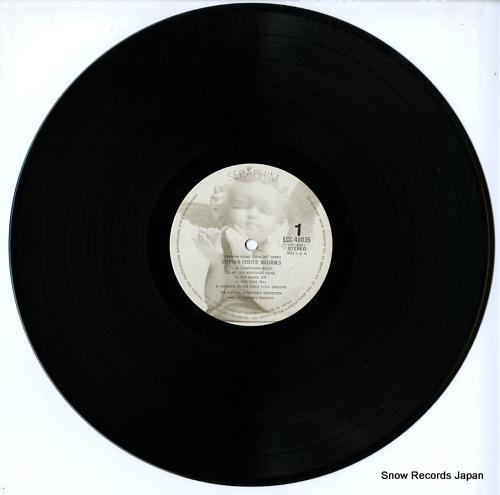 DRAGON, CARMEN stephen foster melodies ECC-40035 - disc