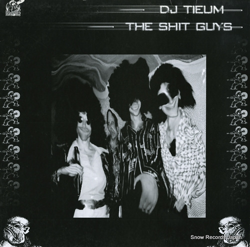 DJ TIEUM / THE SHIT GUYS dj tieum the shit guys GOB12 - front cover
