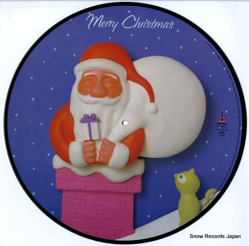 SANTA CLAUS NO OKURIMONO merry christmas 17MX3095 - disc