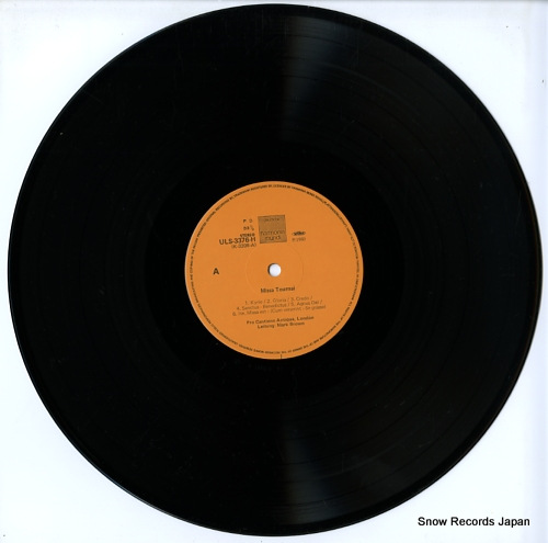 BROWN, MARK missa tournai / missa barcelona ULS-3376-H - disc