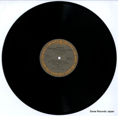 NAKAMURA, HIROKO beethoven; piano sonatas 28AC1840 - disc