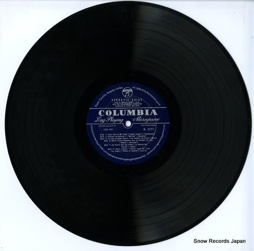 GEDDA, NICOLAI operatic arias XL5177 - disc