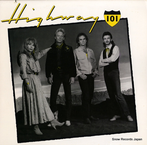 HIGHWAY 101 highway 101 925608-1 - front cover