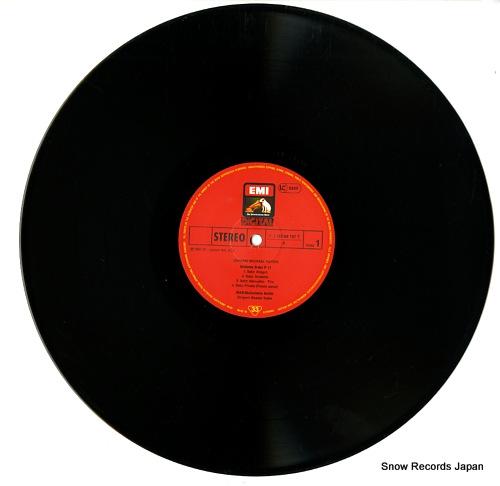 KUHN, GUSTAV haydn; sechs salzburger sinfonien 1C157-99757/58T - disc