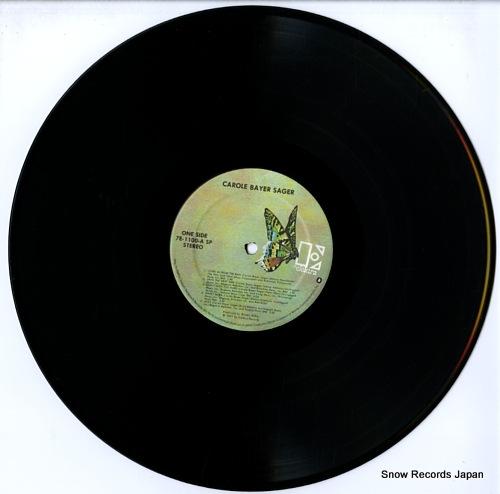 SAGER, CAROLE BAYER carole bayer sager 7E-1100 - disc