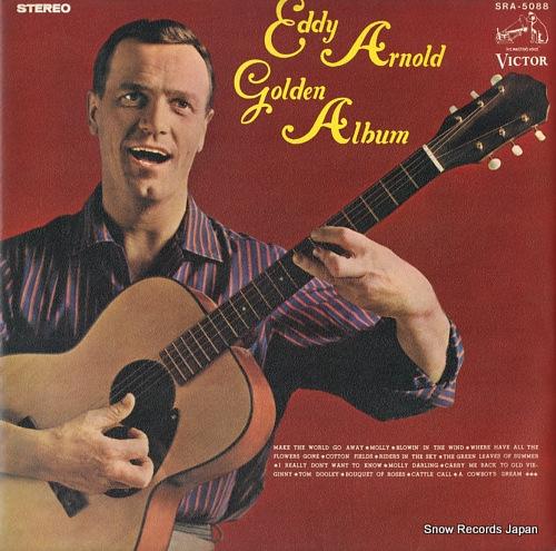 エディ・アーノルド - ゴールデン・アルバム - SRA-5088 - レコード ...