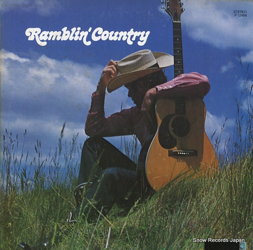 V/A ramblin' country P12484 - front cover