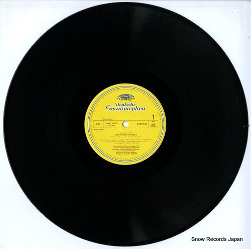 ABBADO, CLAUDIO verdi; simon baccanegra (highlights) 24MG0060 - disc