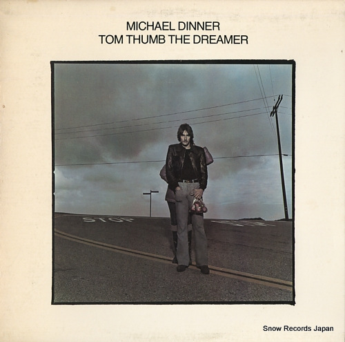 DINNER, MICHAEL tom thumb the dreamer F-9512 - front cover