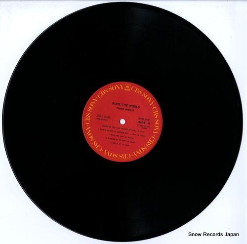 THIRD WORLD rock the world 25AP2045 - disc