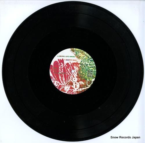 ZUN ZUN EGUI bal la poussiere BLANK010 - disc