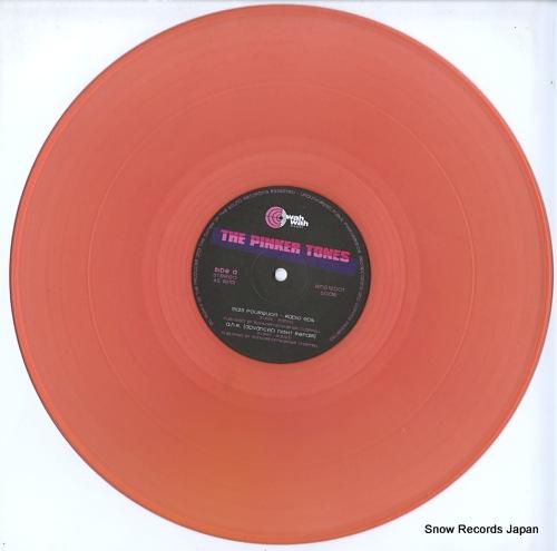 PINKER TONES, THE mais pourquoi? WNS12001 - disc