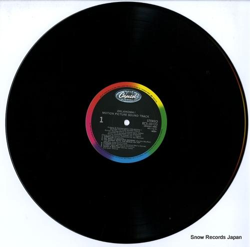 BLACKTON, JAY oklahoma! ECS-50123 - disc
