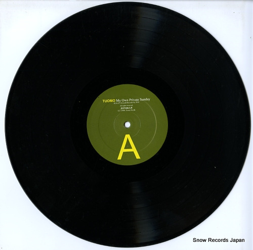 PRATTALA, TUOMO my own private sunday JUP036LP - disc
