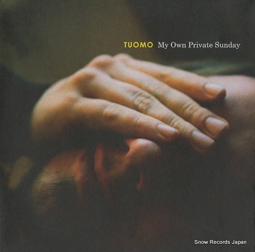 PRATTALA, TUOMO my own private sunday JUP036LP - front cover