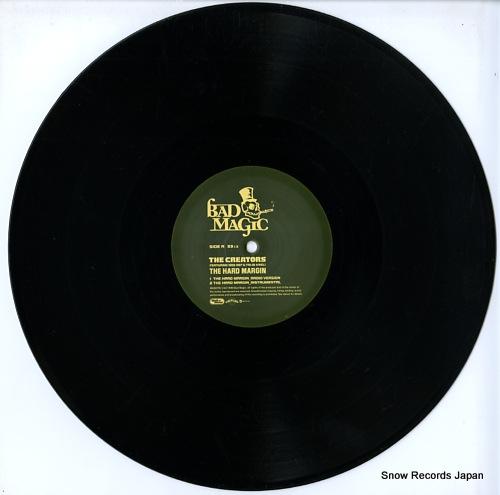 CREATORS, THE the hard margin MAGICT6 - disc