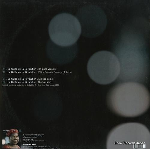 DAGNON, BAKO le guide de la revolution 6156796 - back cover